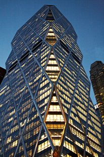 Hearst Tower - foto: © Štěpán Vrzala, 2007
