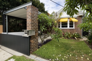 3+3 House in Mosman